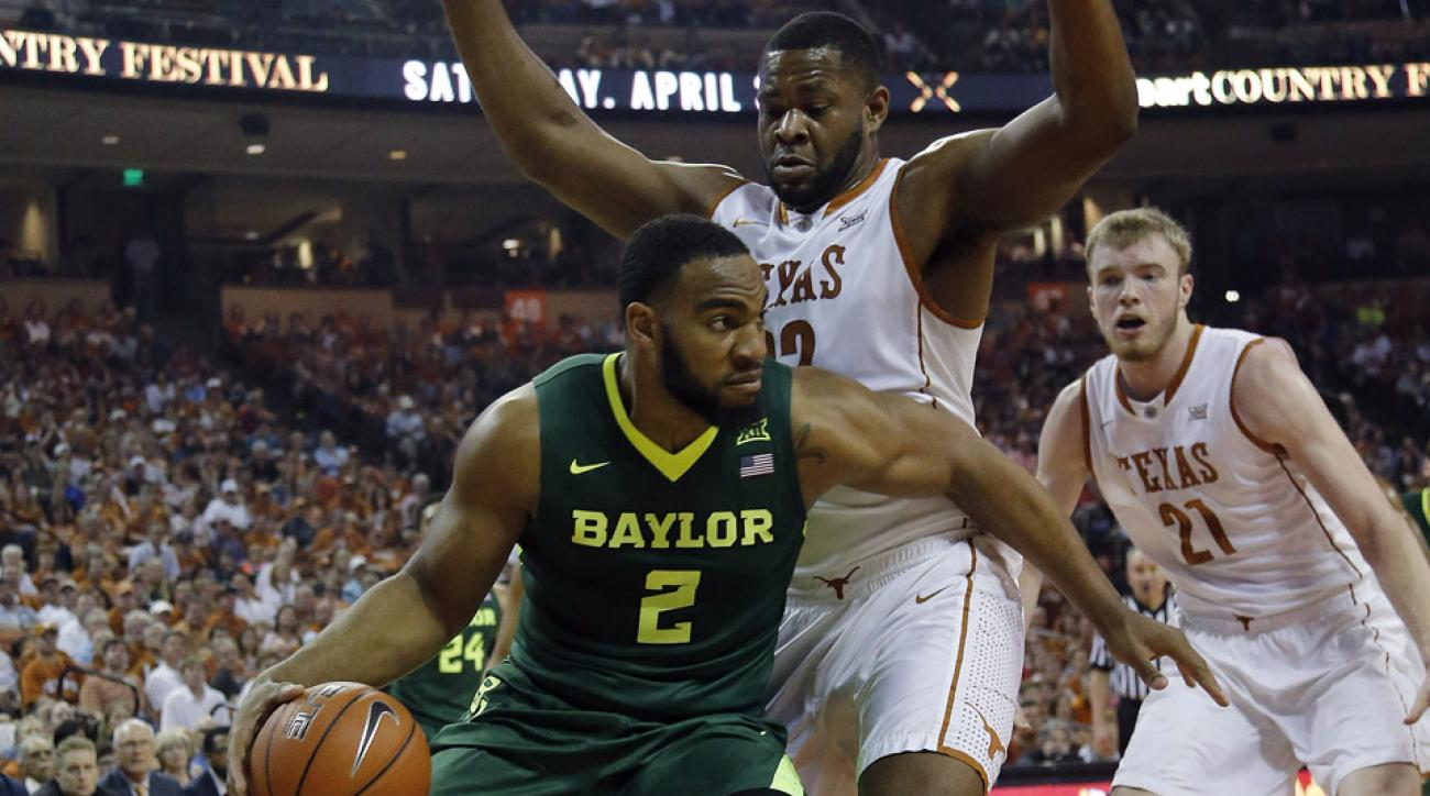 rico gathers baylor football basketball nfl