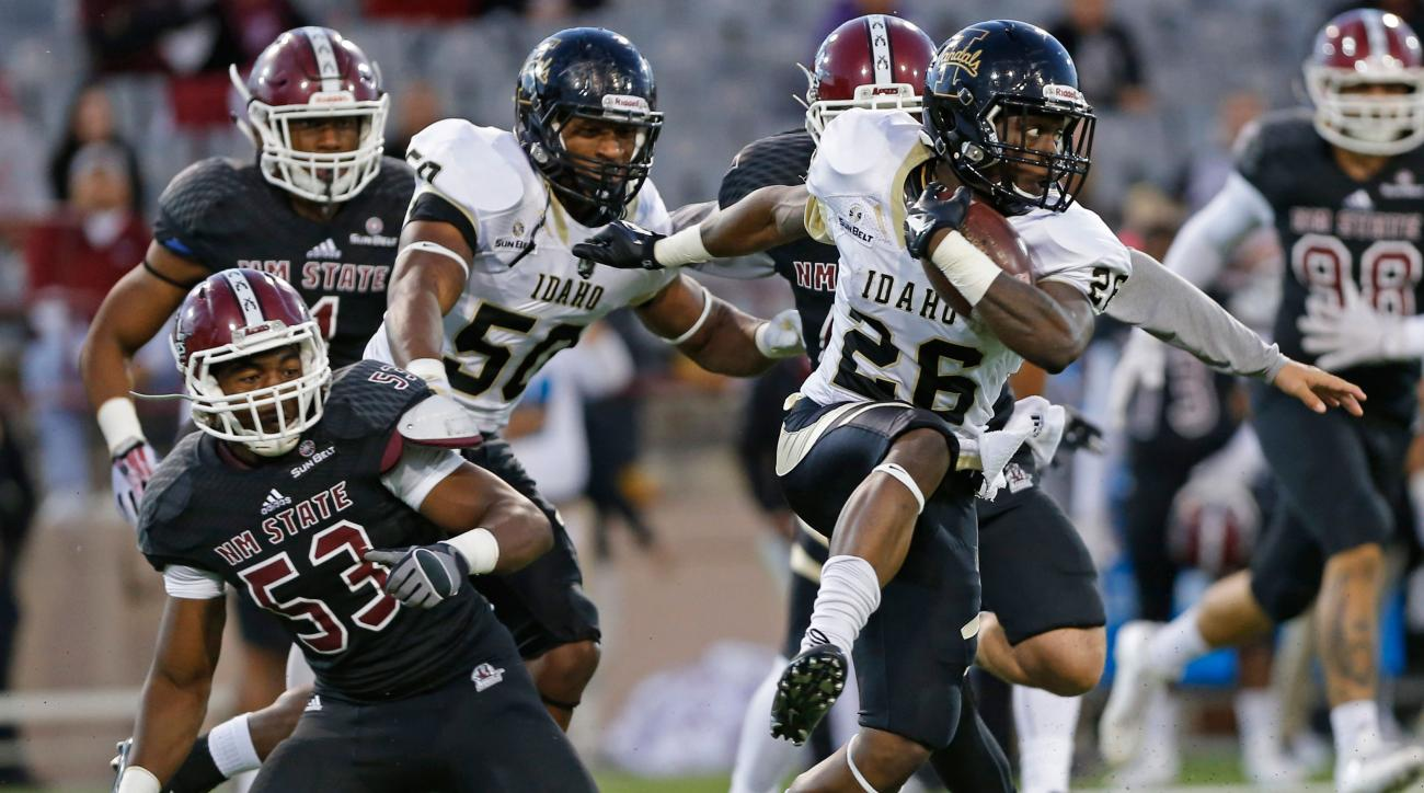 sun belt cuts idaho new mexico state