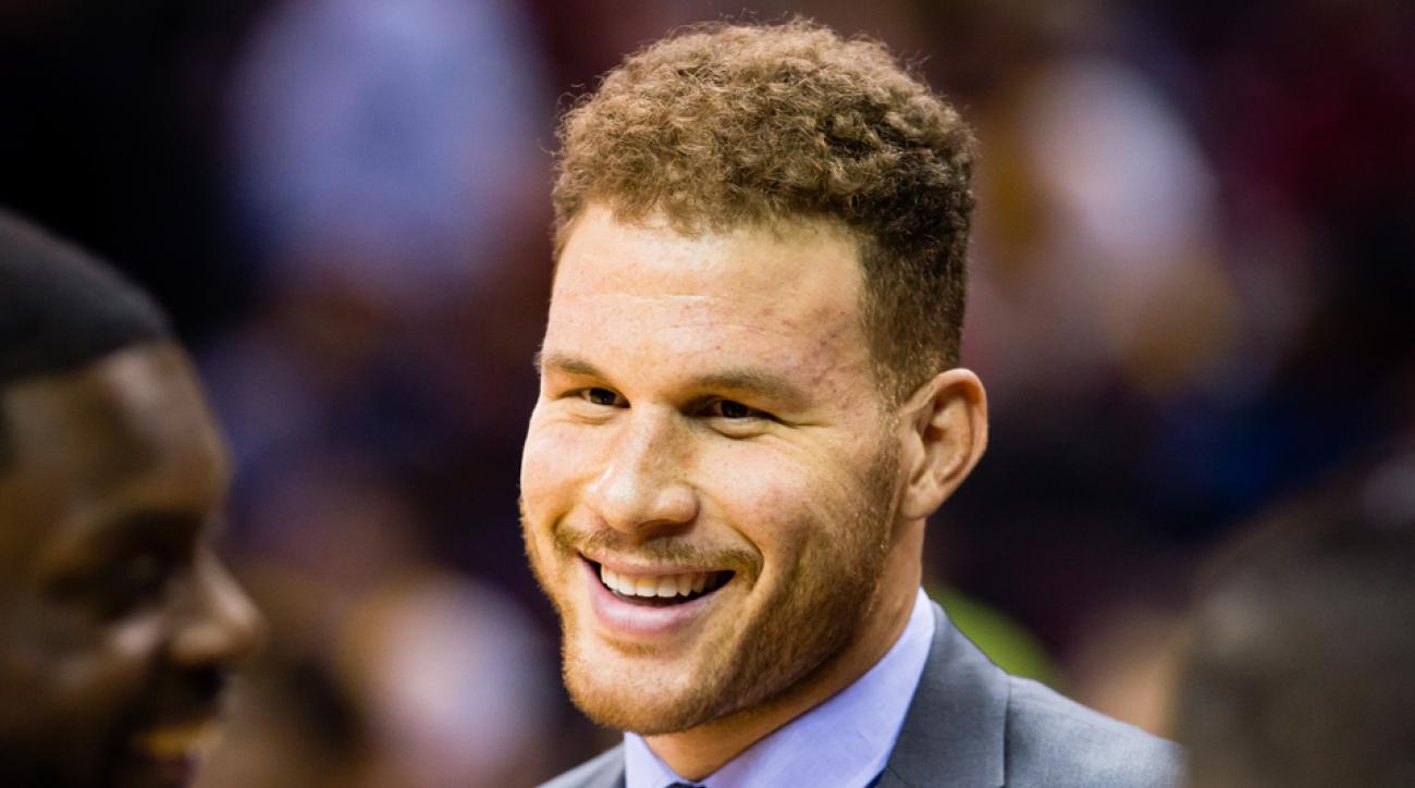 Blake Griffin Hand Injury Clippers Pf Very Close To Returning