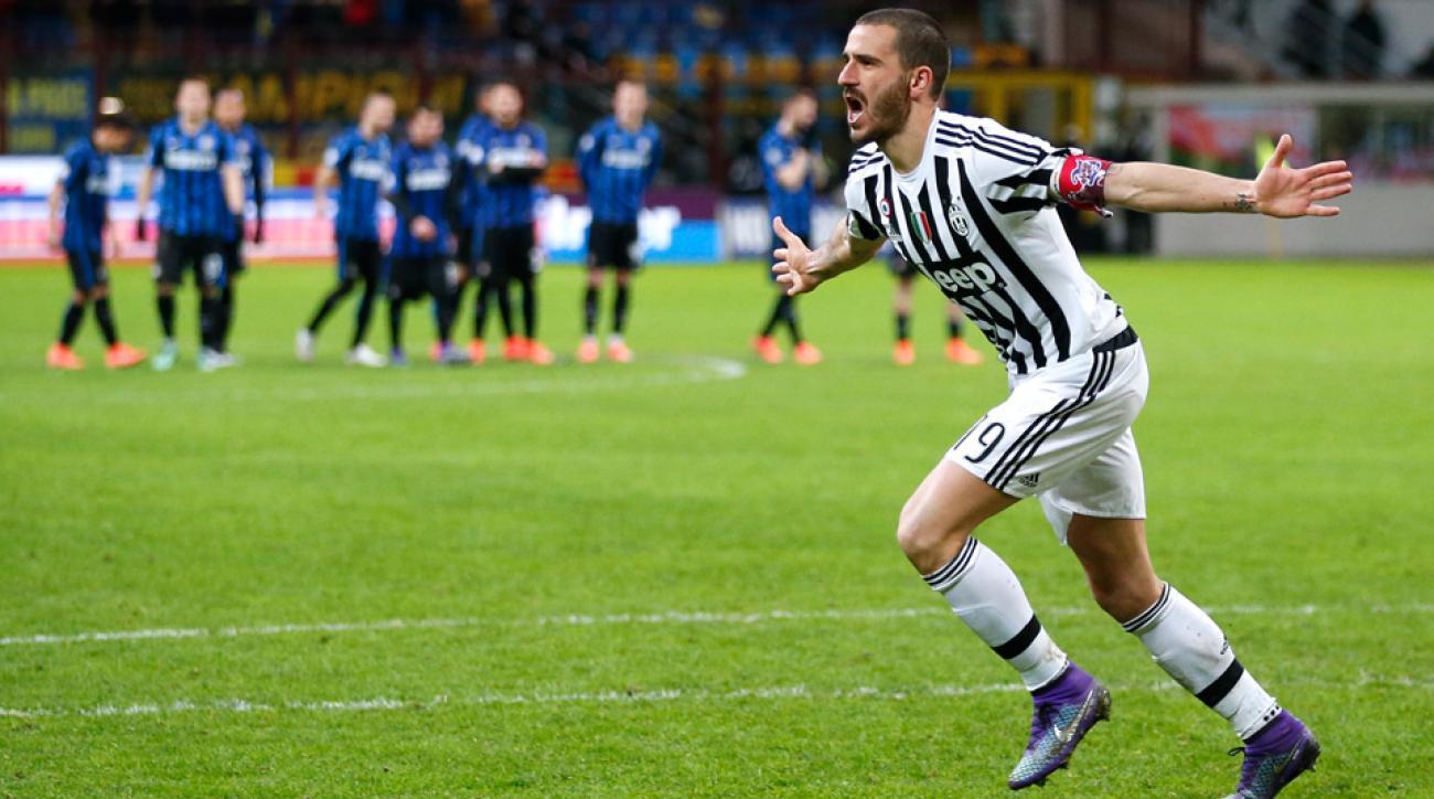Juventus beats Inter Milan in penalties to reach the Coppa Italia final