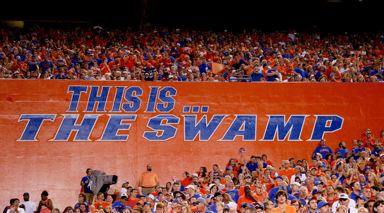 Florida will sell alcohol at football, basketball games