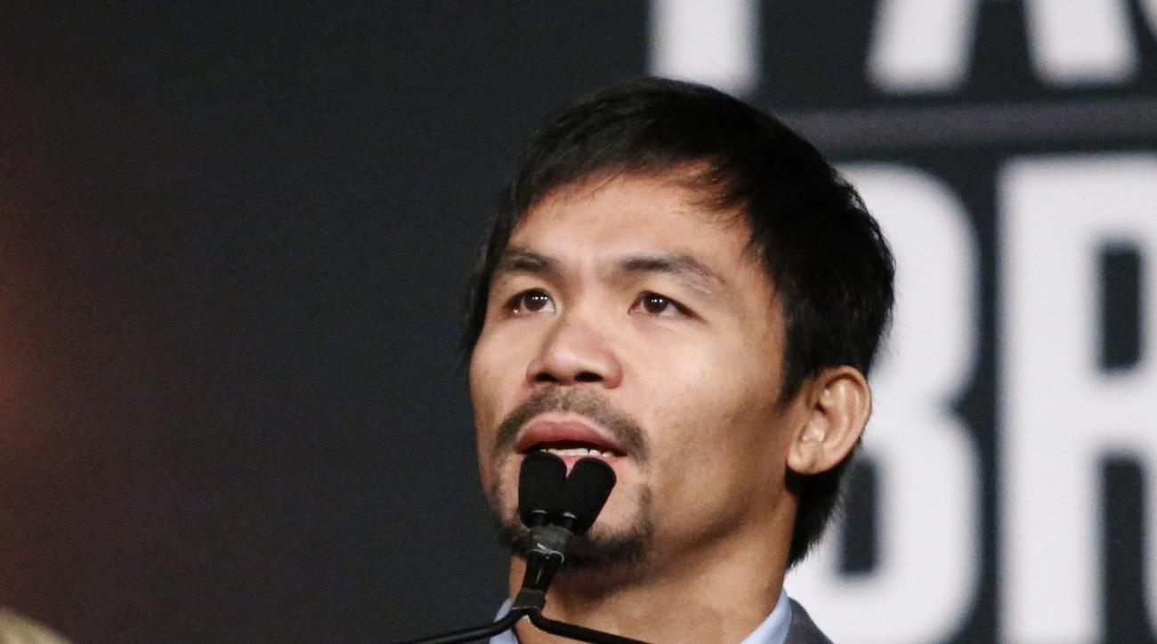 manny pacquiao antigay comments hbo statement