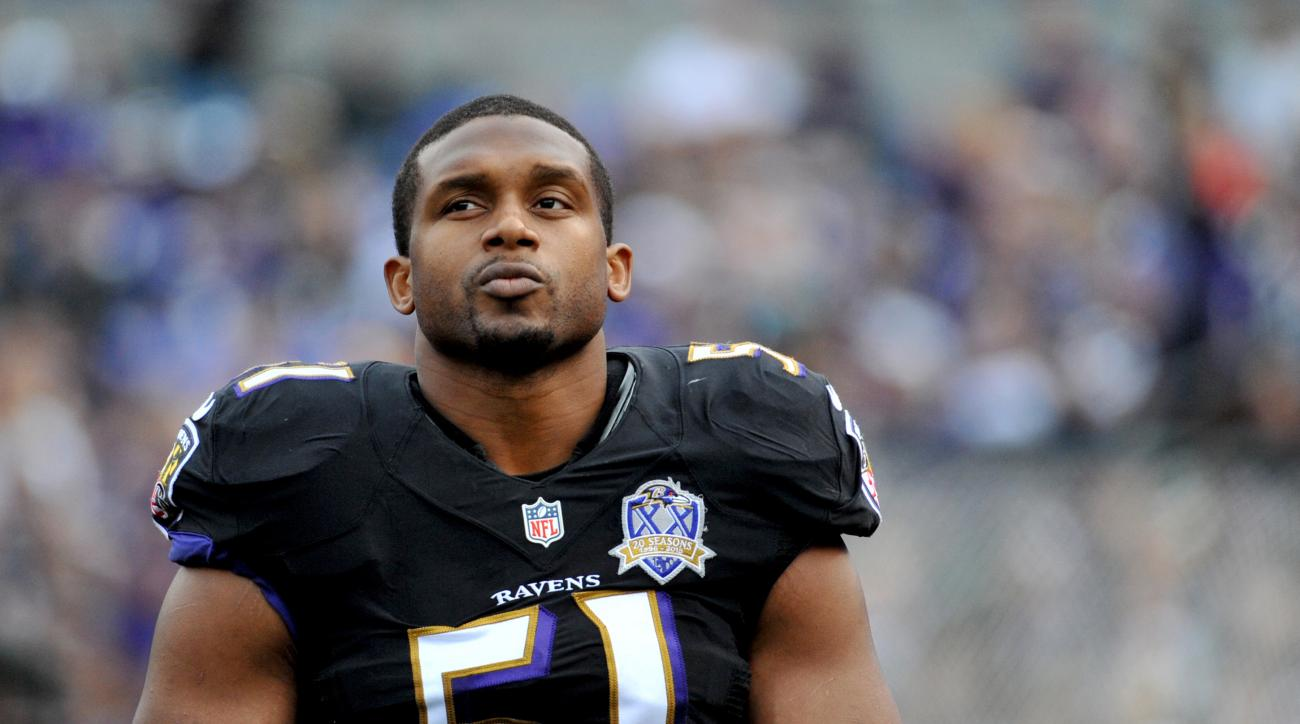 Ravens cut Daryl Smith