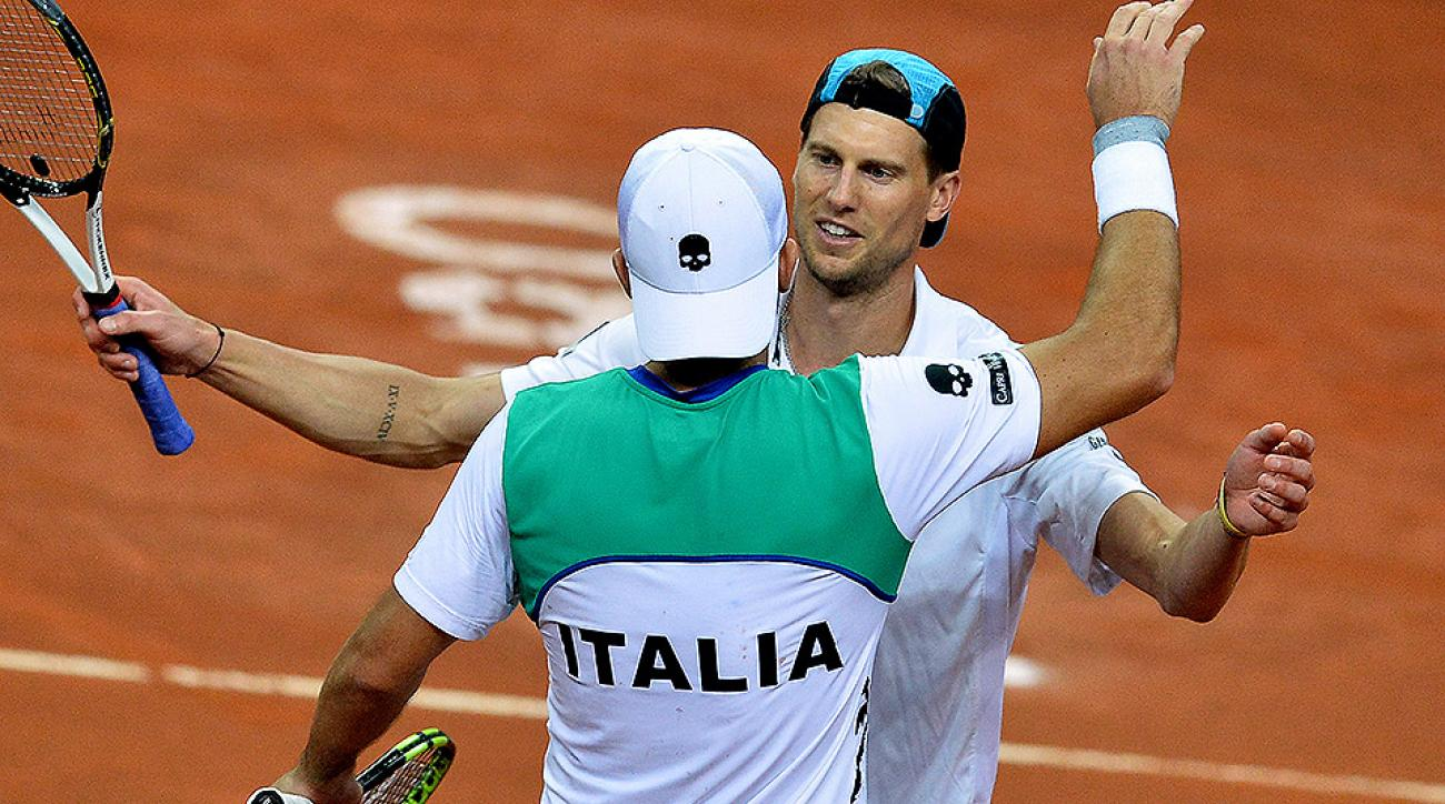 Davis Cup Italy