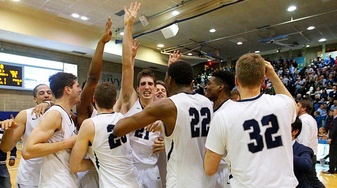 Yale wins Ivy League title
