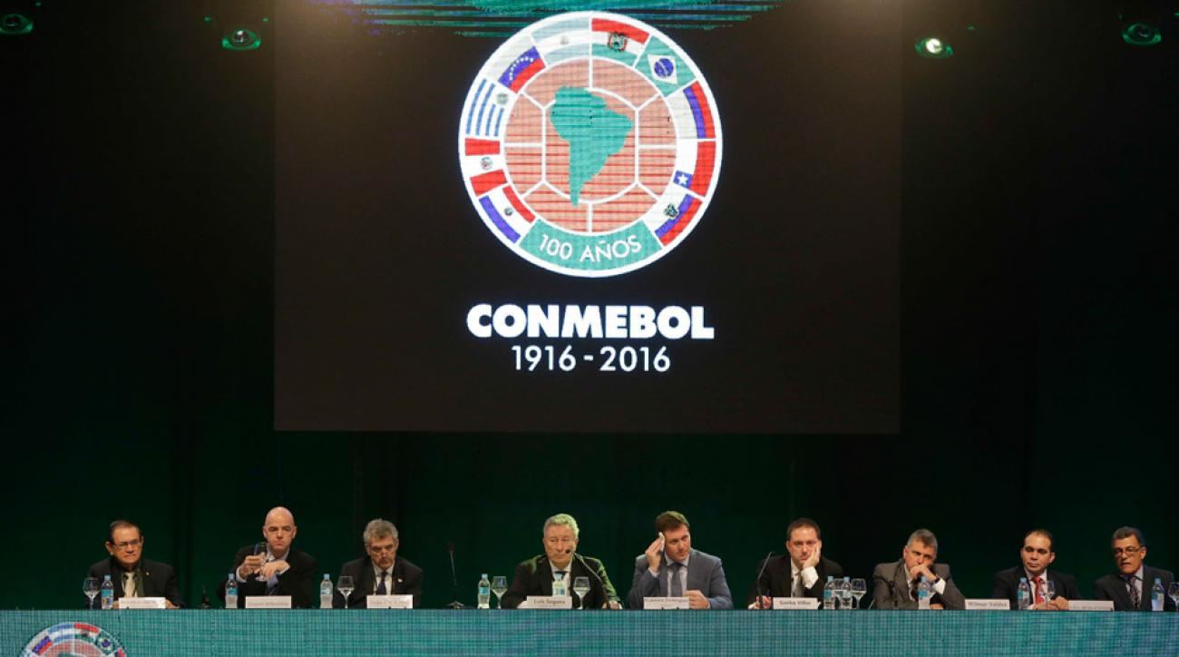 CONMEBOL doesn't want its players eating red meat in Mexico for fear of ingesting clenbuterol