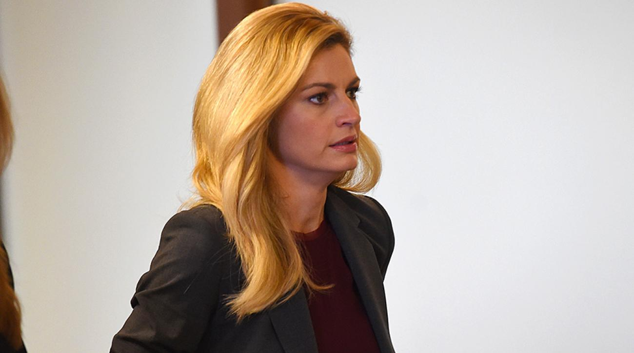 Erin Andrews wins $55 million in damages in hotel lawsuit