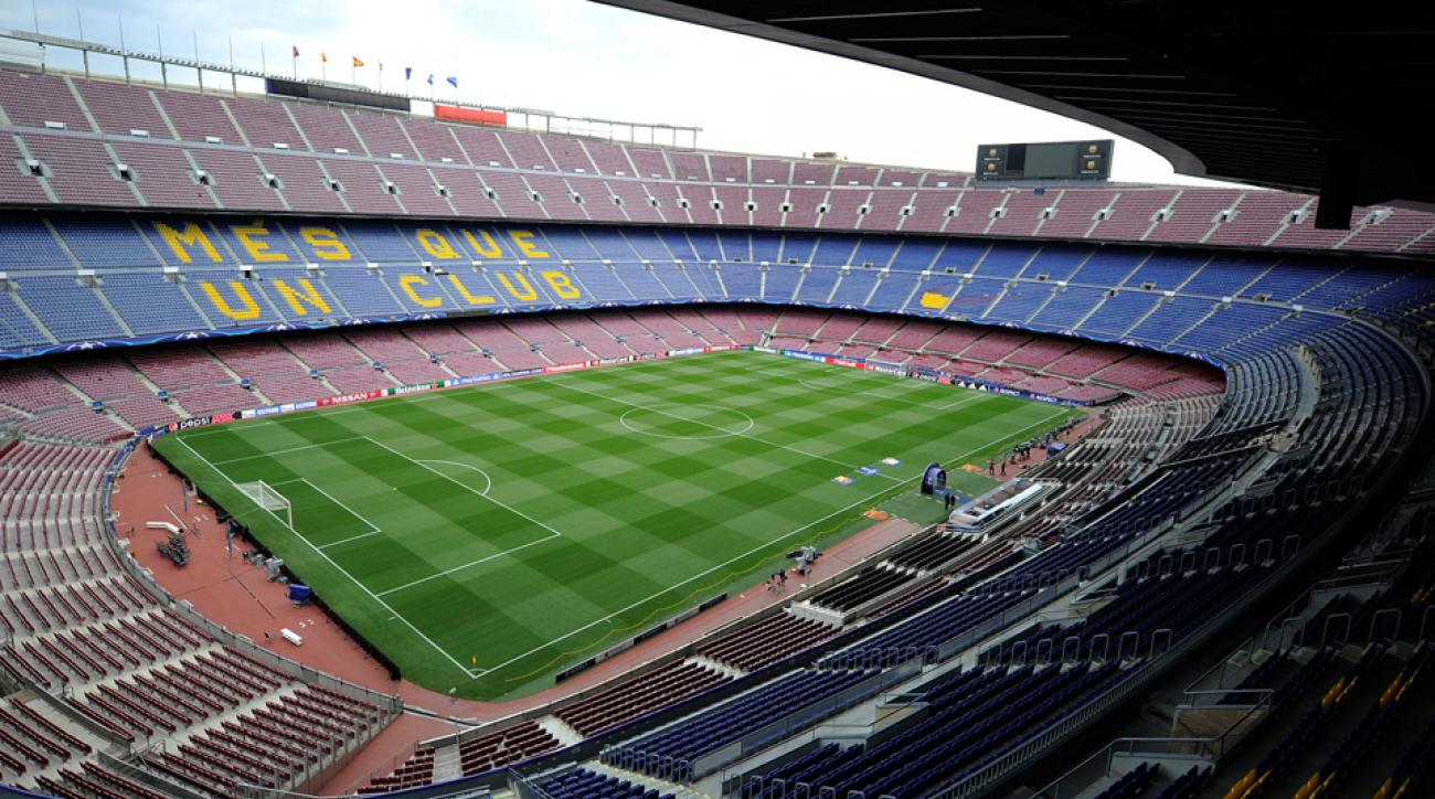 Barcelona's Camp Nou