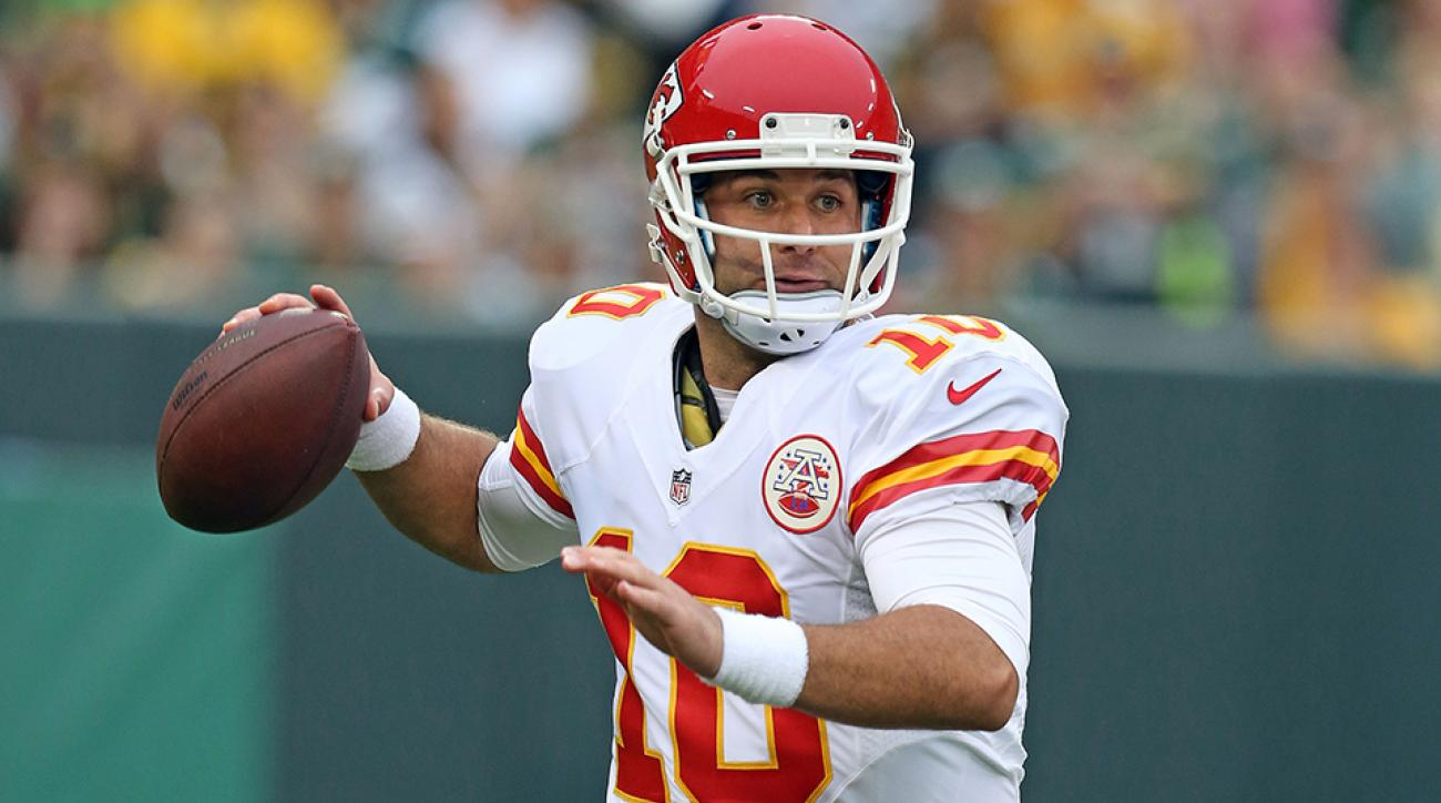 chase daniel eagles chiefs free agent contract