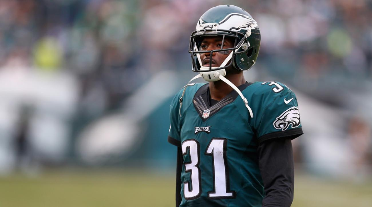 dolphins eagles trade byron maxwell canceled shoulder injury