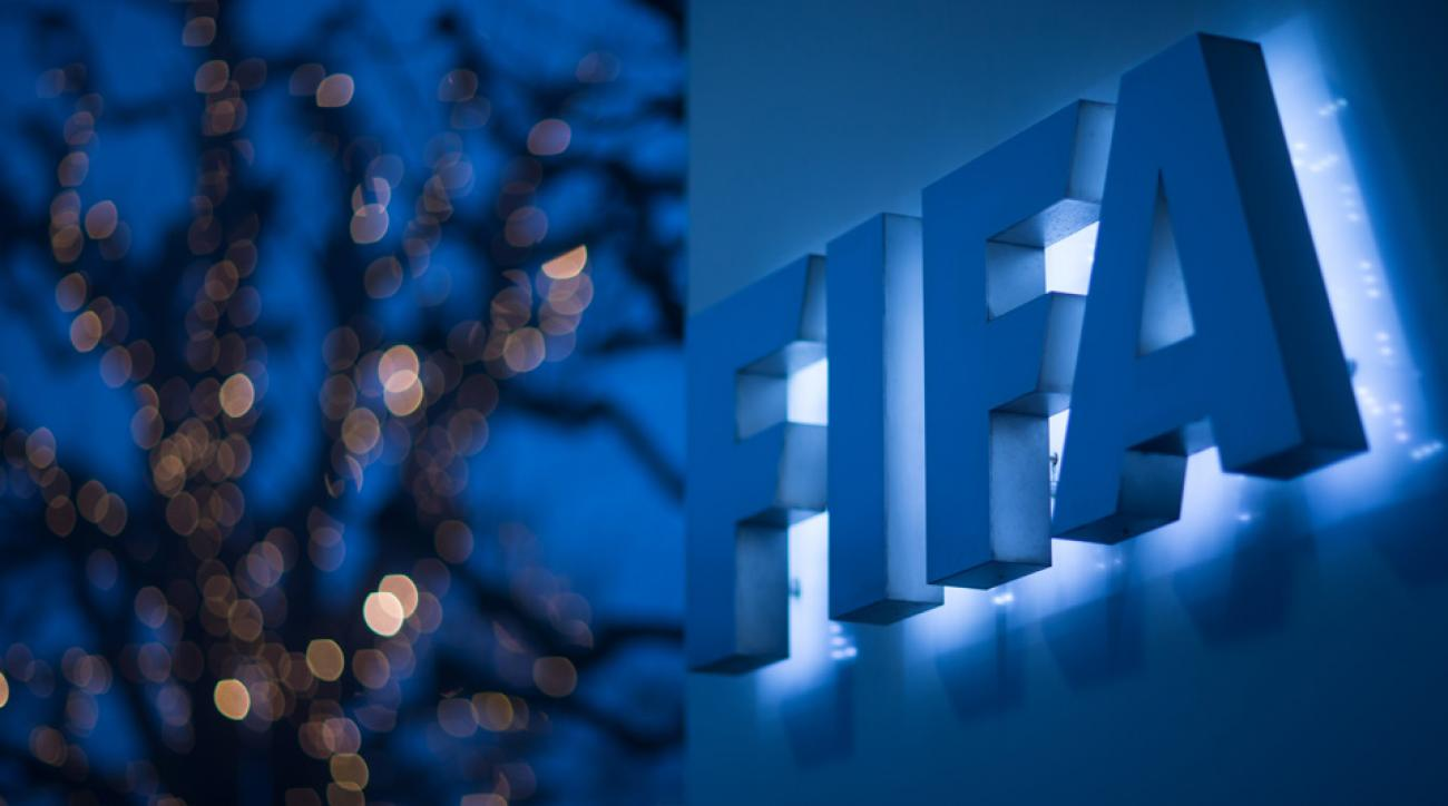 fifa france headquarters raid sepp blatter michel platini