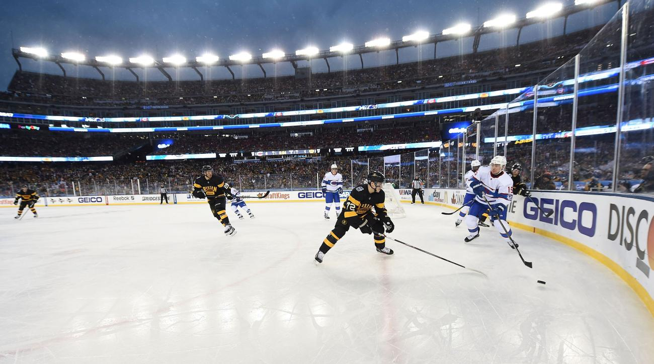 NHL adds 5 outdoor games in 2014, including Vancouver ...