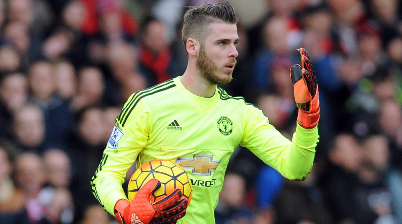David De Gea made a ridiculous save for Manchester United vs. Liverpool