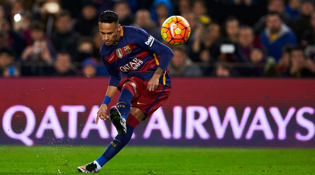 Barcelona says it has won it's appeal over Neymar's transfer case