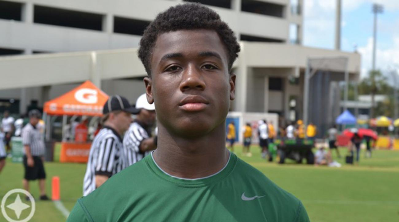 james cook commits florida state dalvin cook