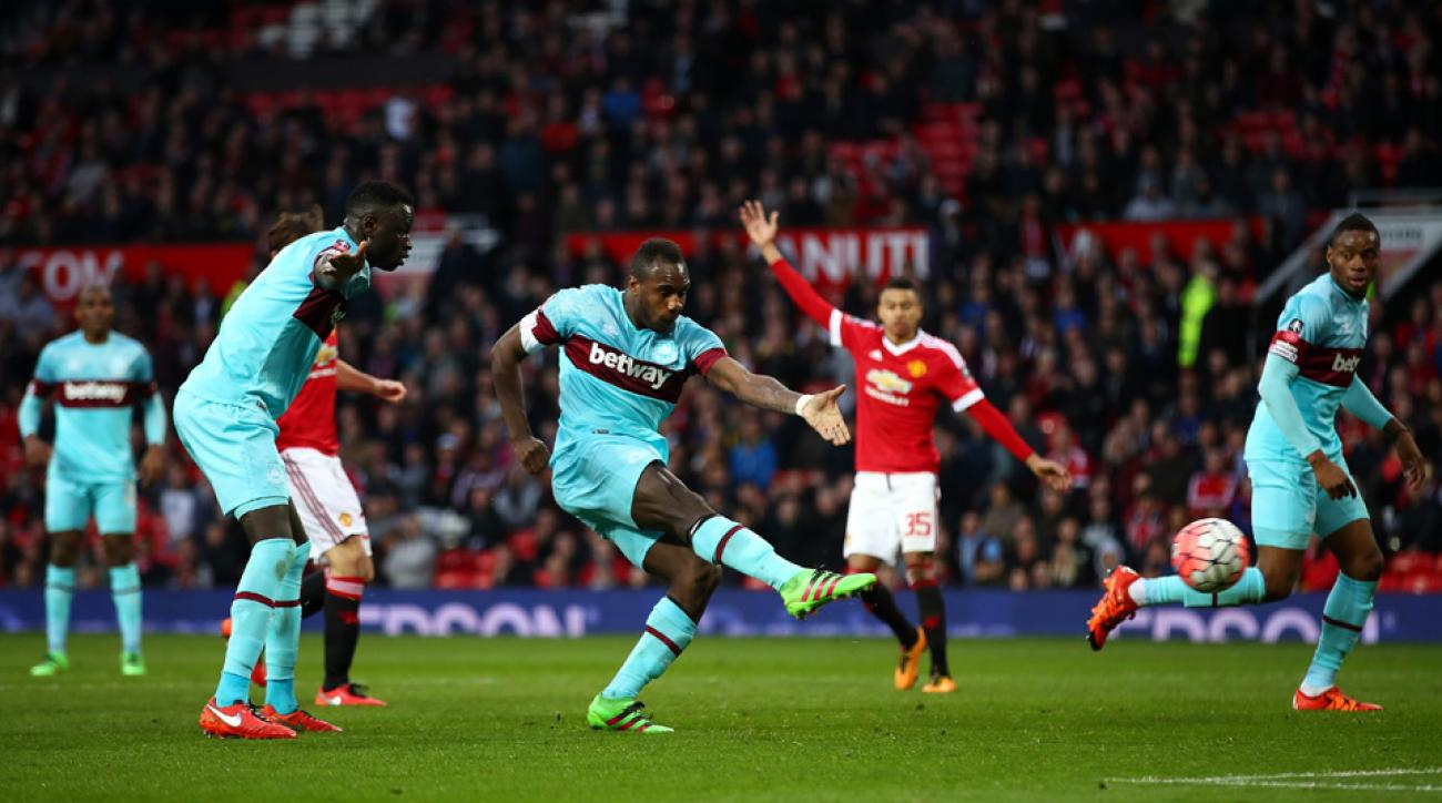 West Ham, Manchester United will play an FA Cup quarterfinal replay