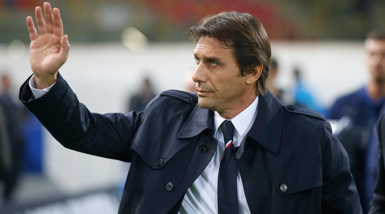 Antonio Conte is leaving the Italian national team after Euro 2016
