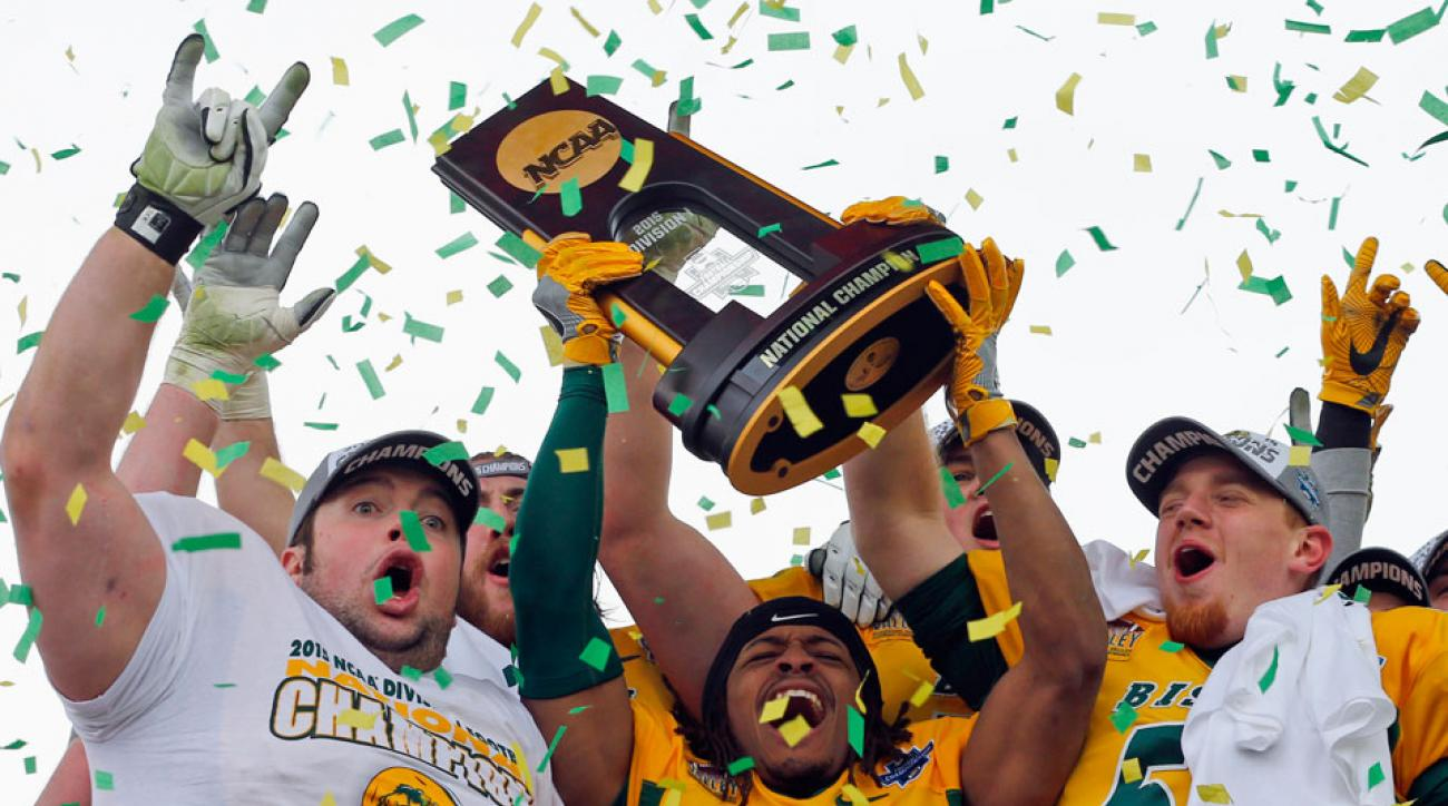 north dakota state charleston southern game scheduled