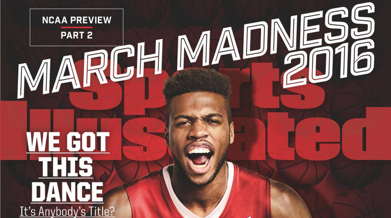 sports illustrated cover march madness ncaa tournament buddy hield oklahoma