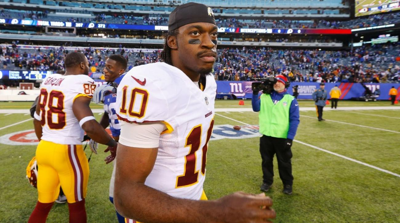 Washington Redskins put an RGIII jersey in their new stadium renderings