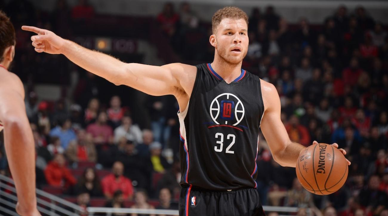 blake griffin clippers injury return