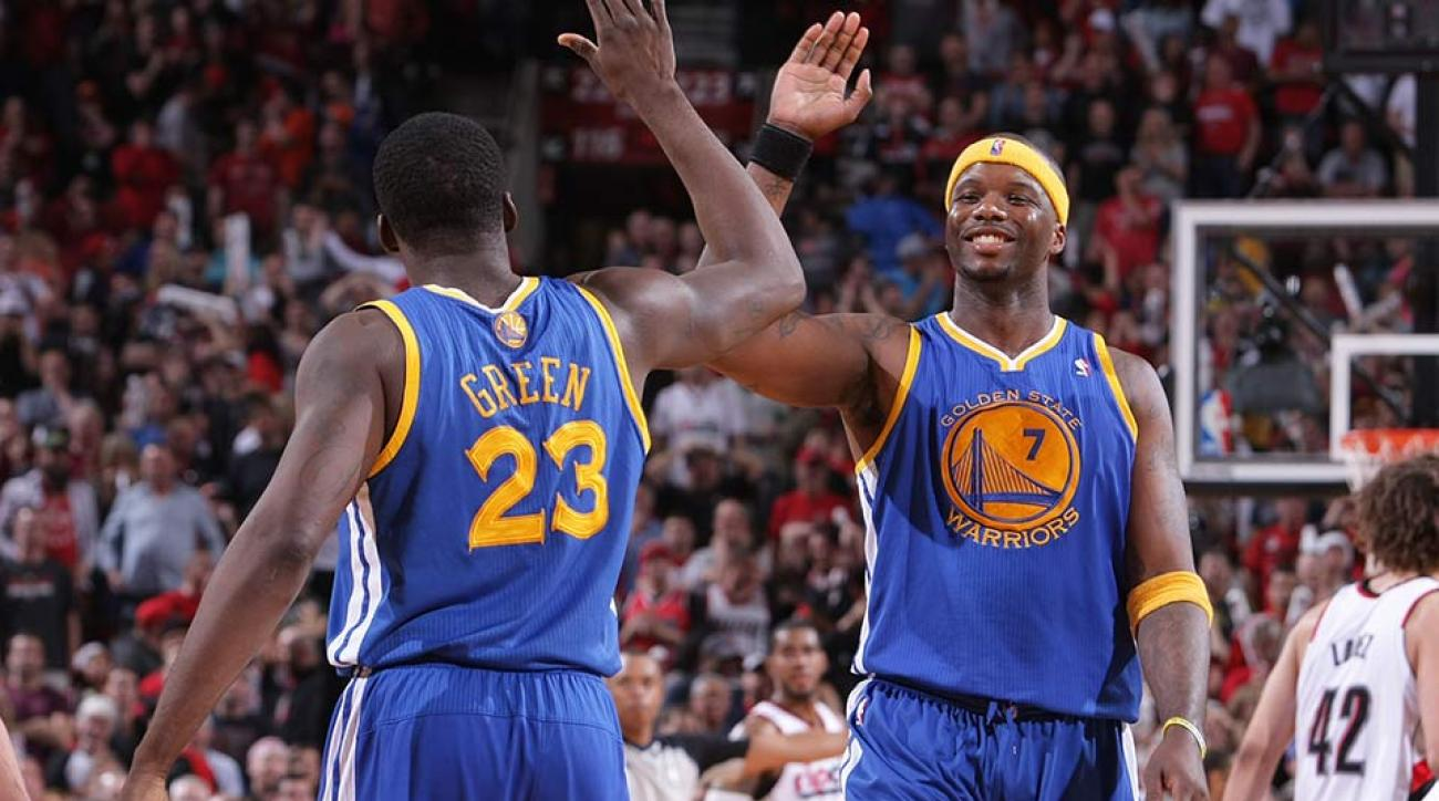 Jermaine O Neal reflects on leaving Warriors before NBA title