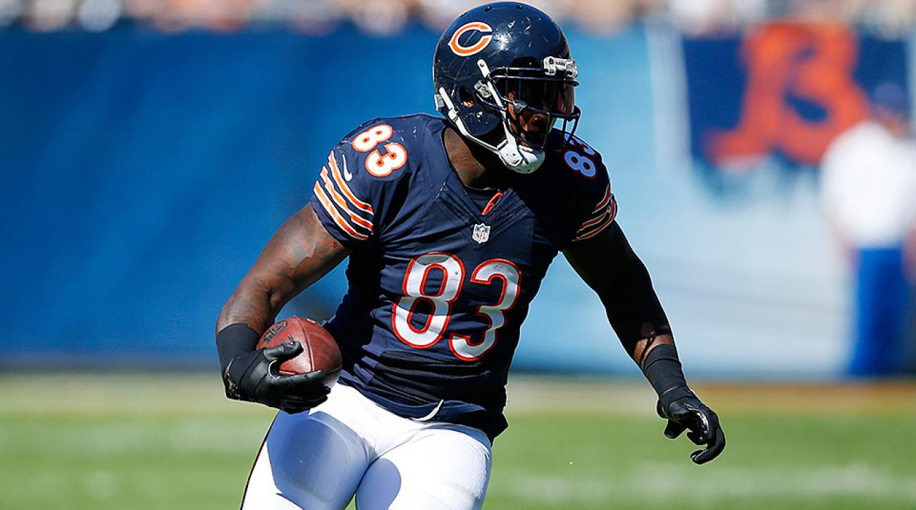 NFL off-season: Patriots trade for tight end Martellus Bennett