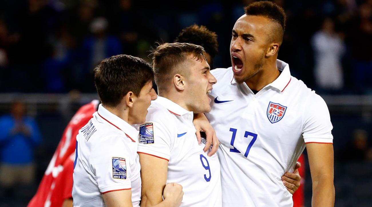 Jordan Morris and Jerome Kiesewetter could play for either the U.S. Olympic qualifying team or senior national team