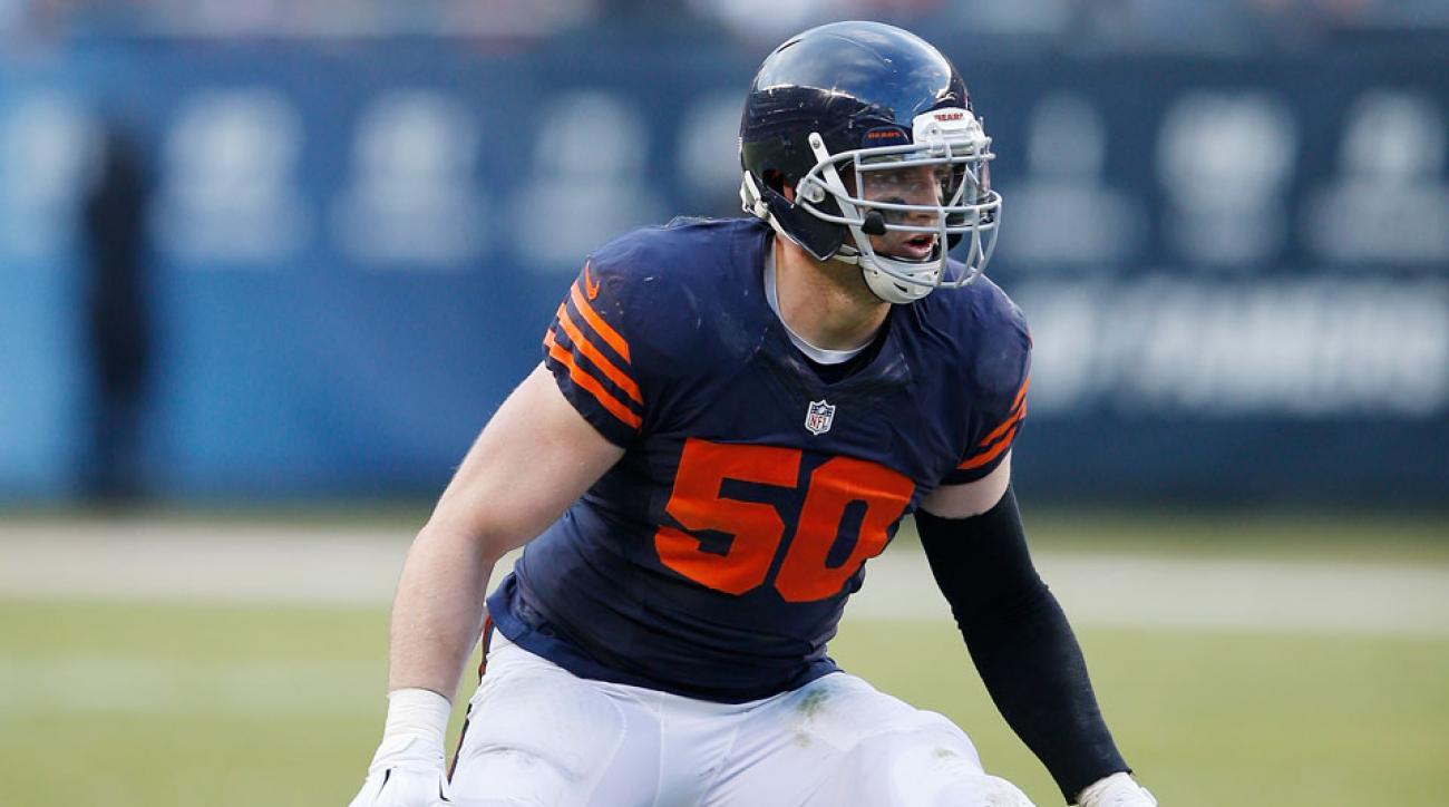 Shea McClellin signs patriots bears