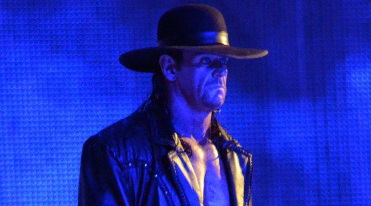 the undertaker deadlifting video wrestlemania 32