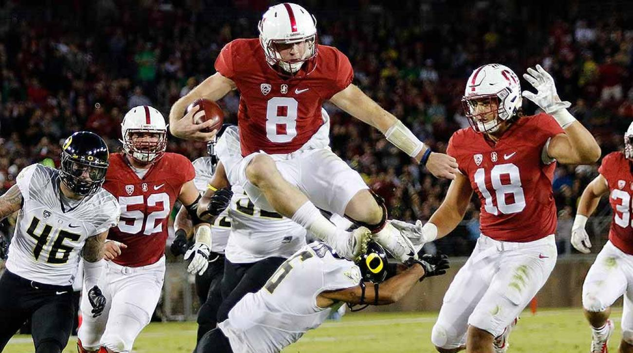 NFL draft: Stanford QB Kevin Hogan should be higher in rankings