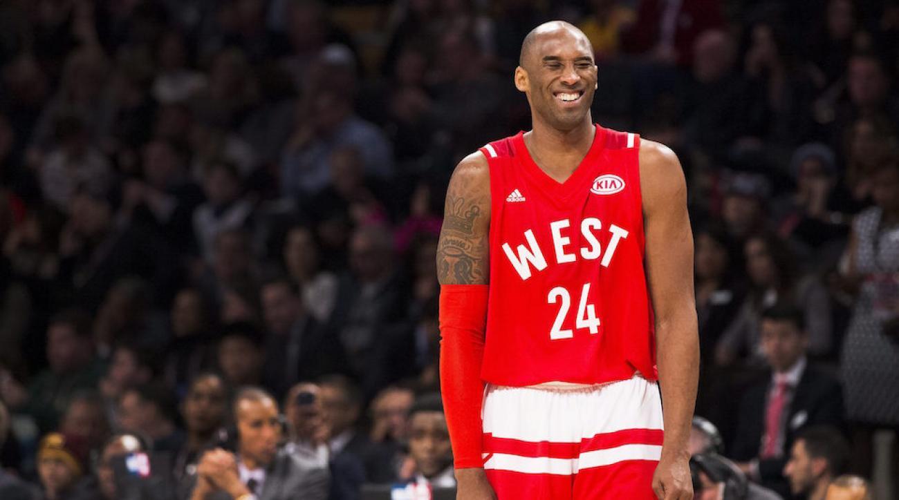 beba3382af79 Kobe Bryant s All-Star jersey sells for over  100