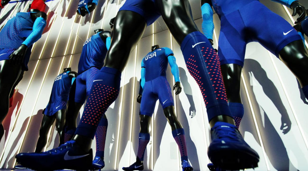 nike team usa olympic uniforms 2016 photos