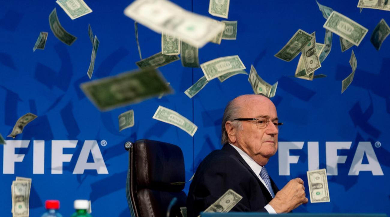 sepp blatter fifa salary revealed