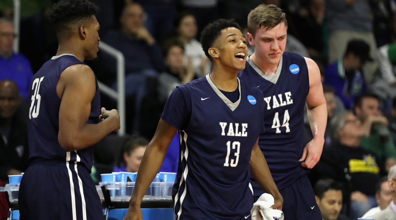 yale baylor twitter reactions ncaa tournament