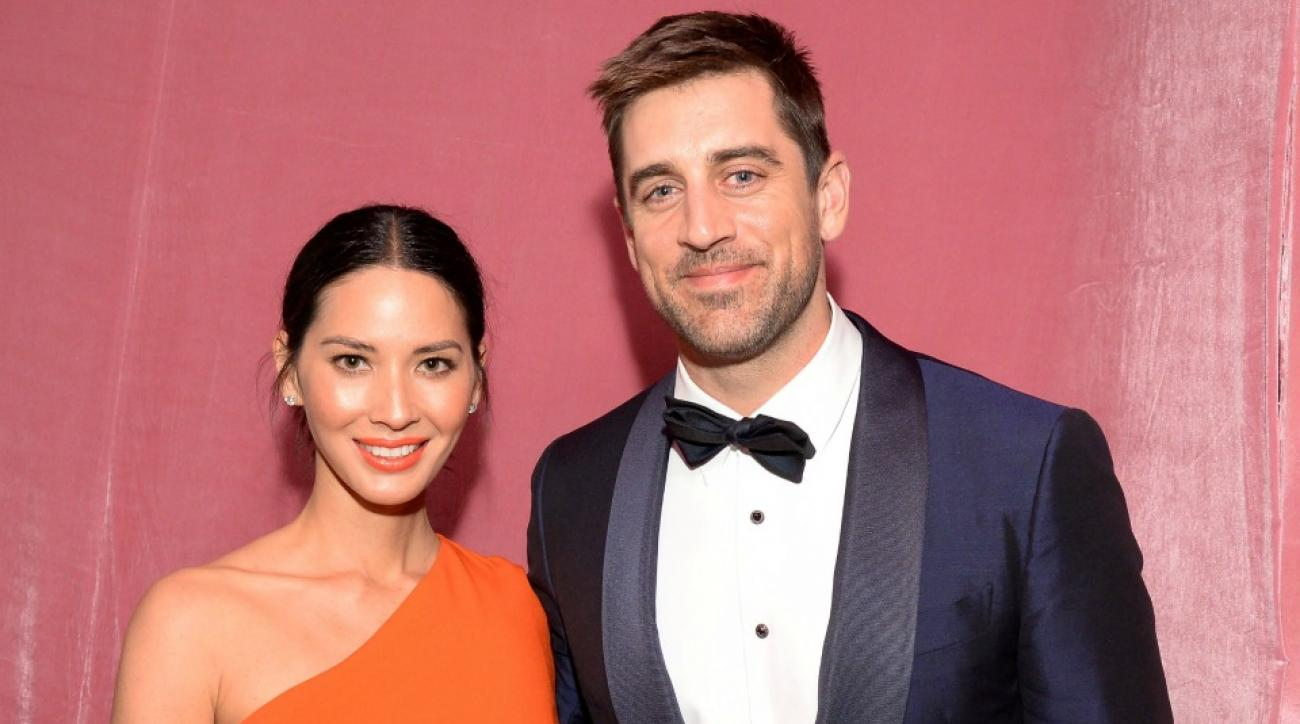 Aaron Rodgers and Olivia Munn's dog now has an instagram