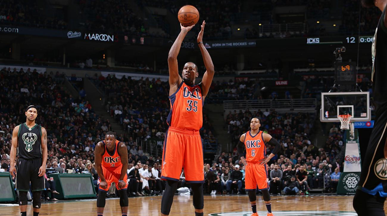 Chasing Perfection: Kevin Durant's role in helping an NBA