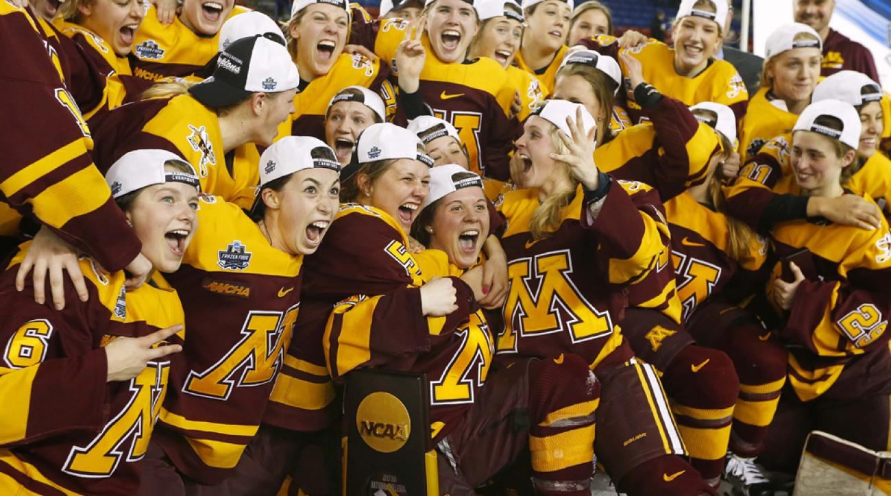 minnesota womens frozen four