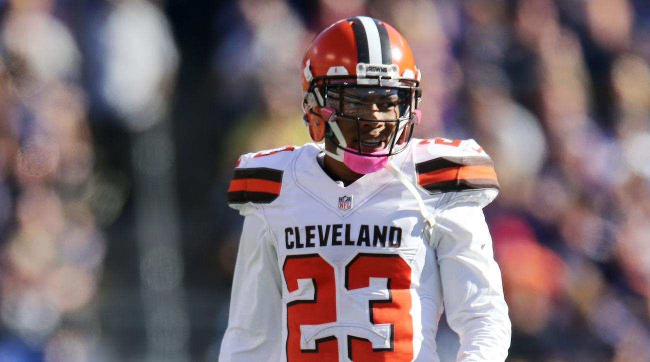 cleveland browns joe haden ankle injury status