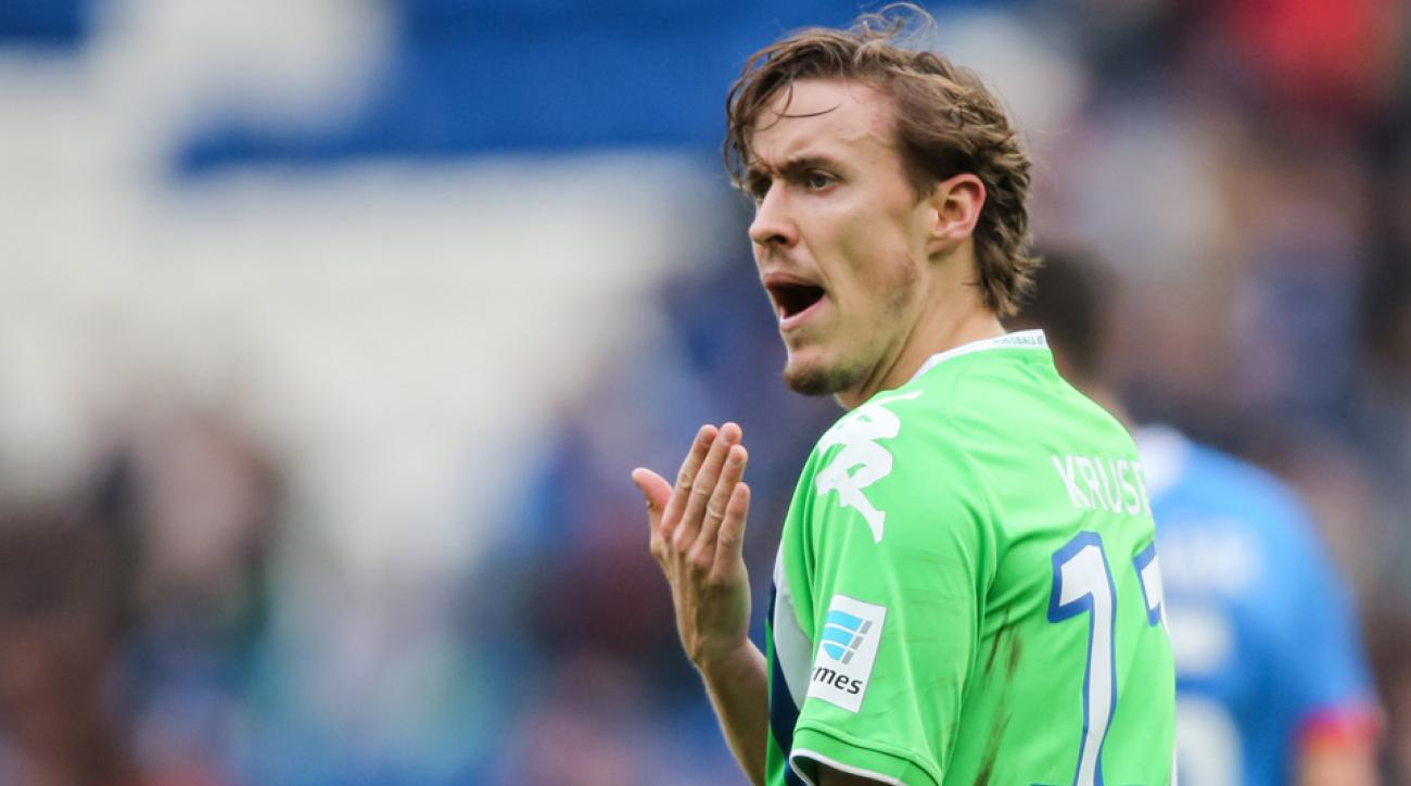 Germany has kicked Max Kruse off the national team