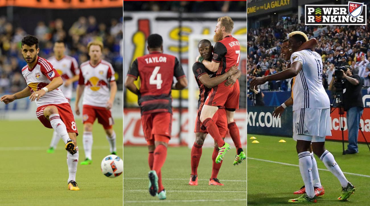 Felipe, Fanendo Adi and Gyasi Zardes headlined Week 3 in MLS