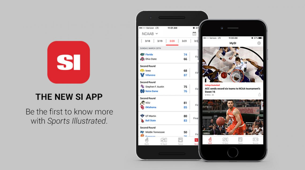 Sports Illustrated app: Download for free on iOS and Android