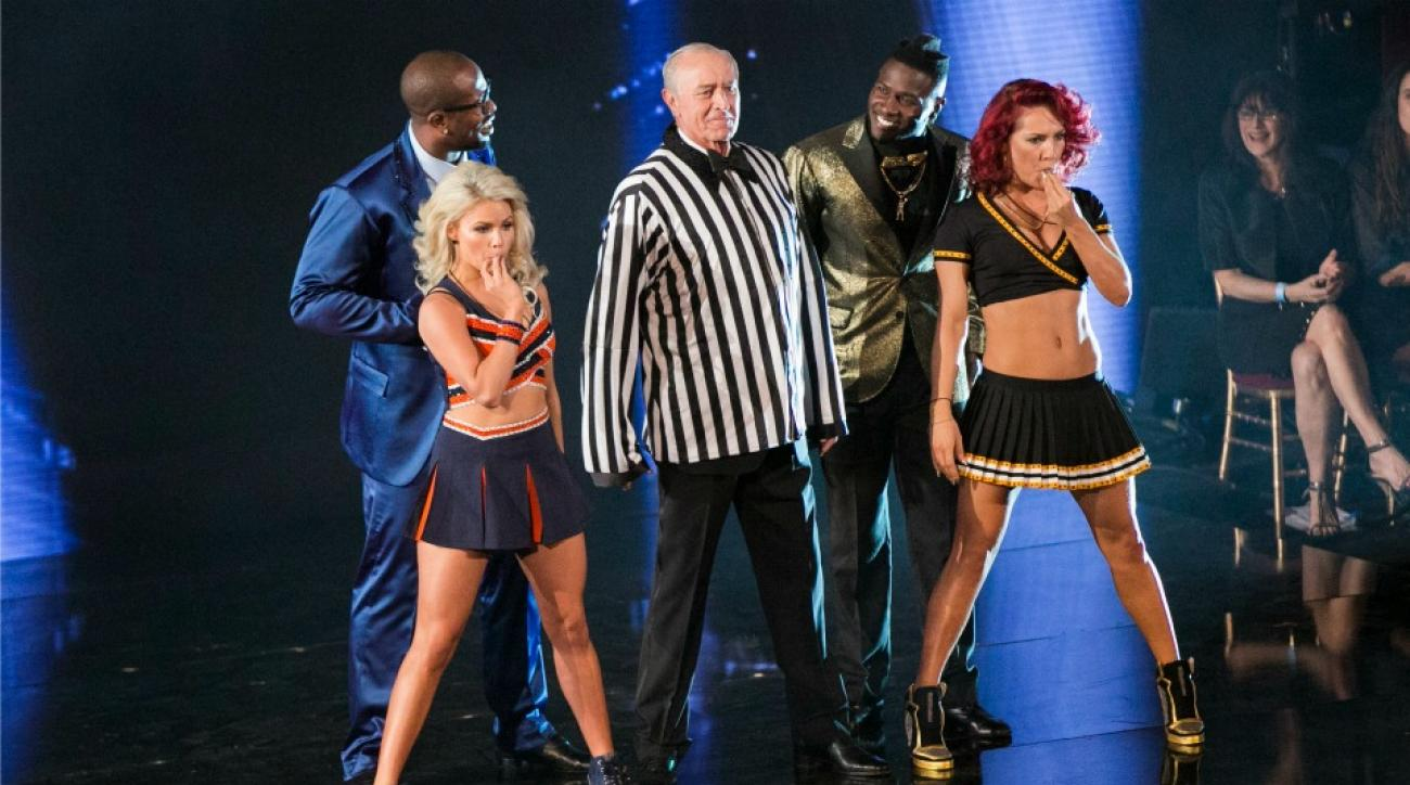 Dancing with the Stars week one video: Von Miller, Anotnio Brown, Doug Flutie