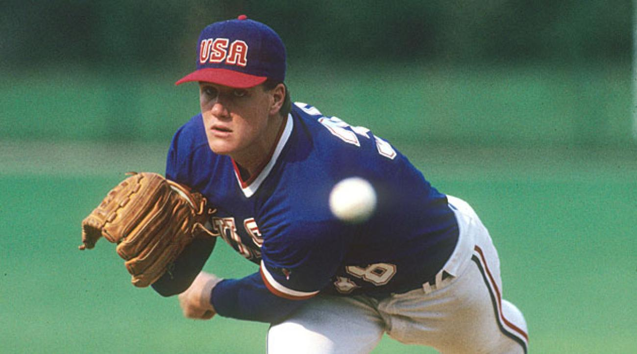 Jim Abbott, Team USA