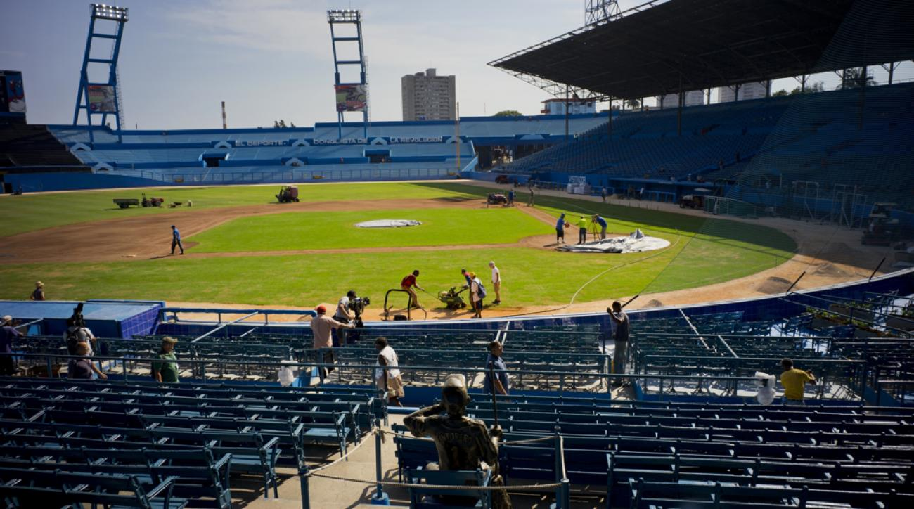 major league baseball cuba relations changes