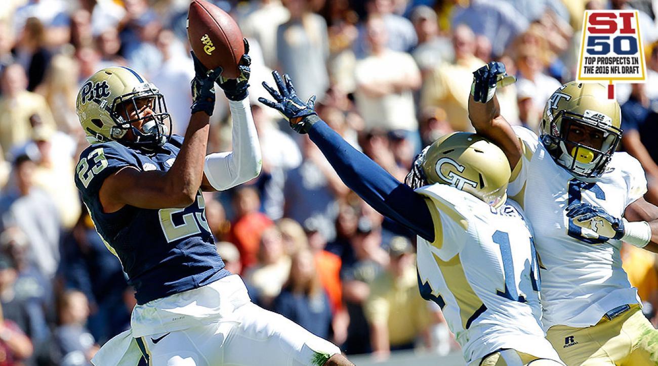 NFL draft big board prospect rankings: Tyler Boyd, Joshua Garnett