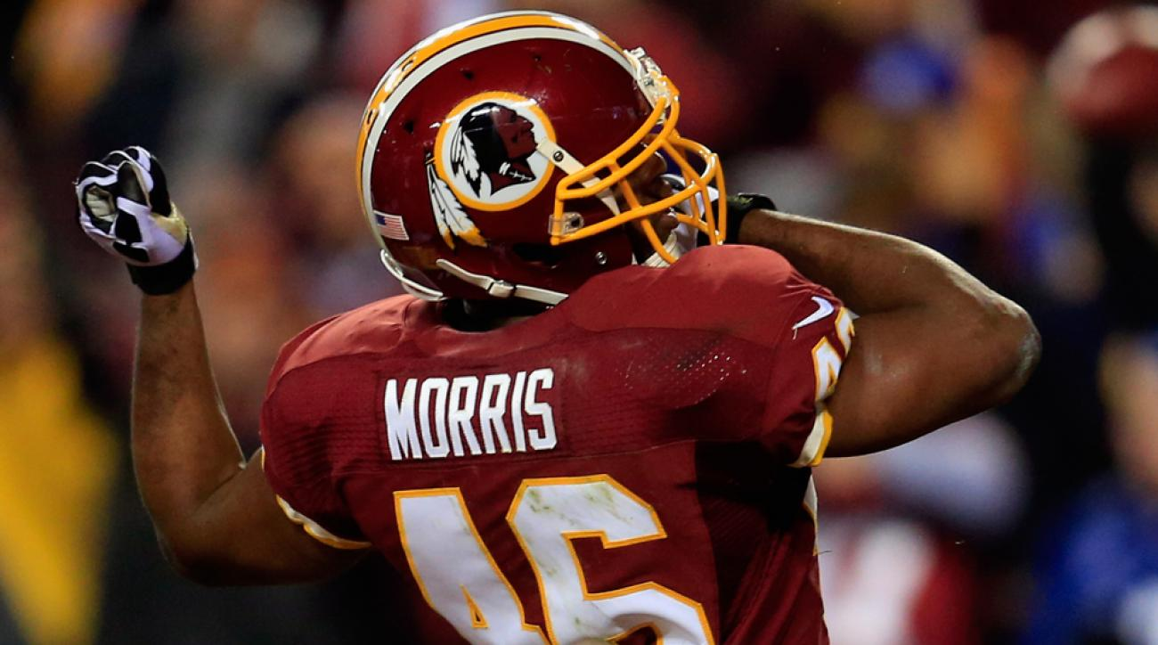 nfl rumors news alfred morris