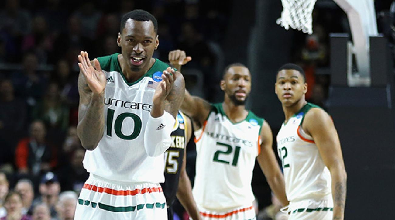 2016 ncaa tournament sweet 16 preview: miami hurricanes | si