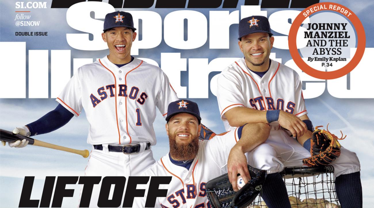 sports illustrated cover houston astros