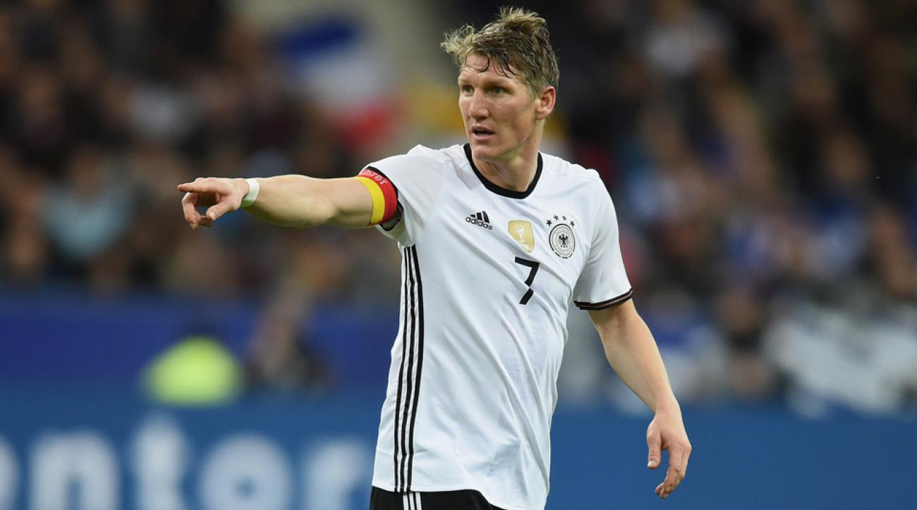 Bastian Schweinsteiger could miss Euro 2016 for Germany